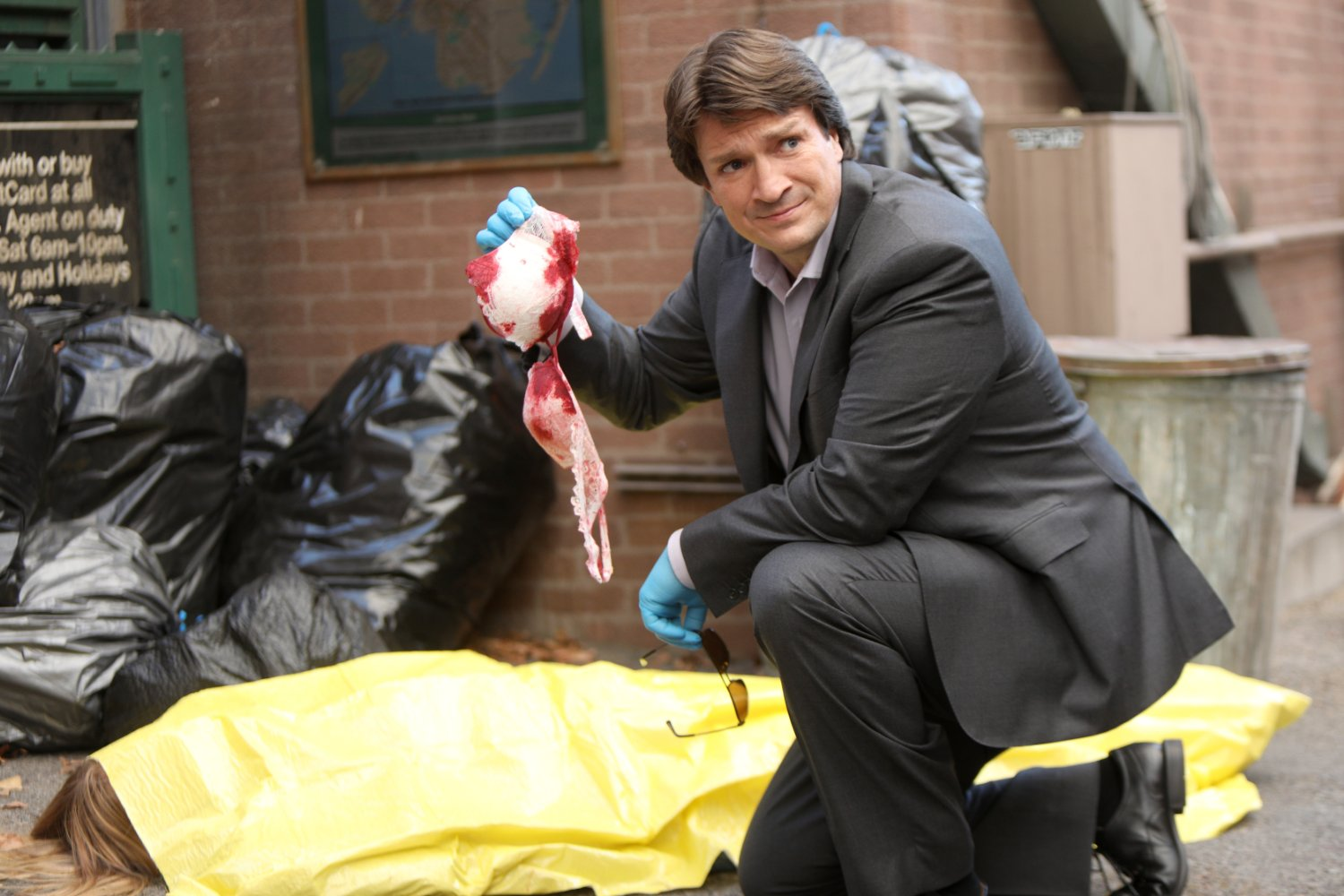 Nathan Fillion Biography Filmography And Facts Full List