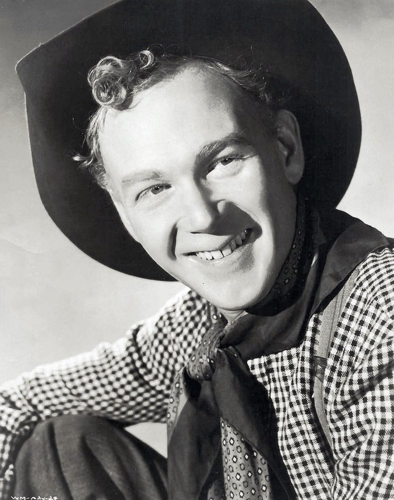 Harry Carey Jr.
