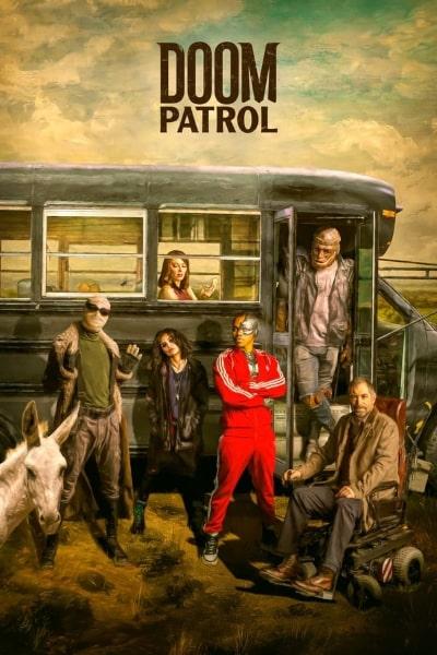 Doom Patrol - Season 1 Watch Online In Hd - Putlocker-7455